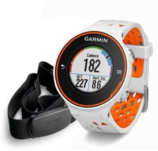 Garmin Forerunner 620 weiß/orange HRM