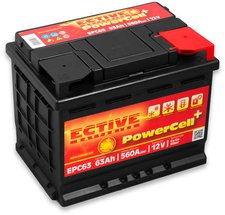 Ective Batteries Powercell 12V 63Ah EPC63