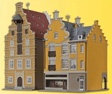Kibri Bürgerhäuser in Tournai (37154)