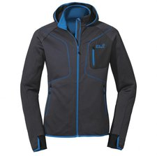 Jack Wolfskin Free Me Jacket Men Dark Steel