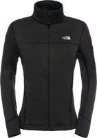 The North Face Women's Kyoshi Full Zip Fleece Jacket TNF Black