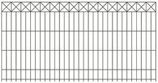 GAH Nexus Zaunfeld BxH: 200 x 78 cm