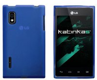 Katinkas Soft Cover Blau (LG Optimus L5)