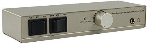 Valueline SPPROFSWITCH-1 2-Weg Lautsprecher Schaltbox