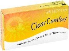 Sauflon Clear Comfort -3,75 (6 Stk.)