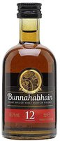 Bunnahabhain 12 Jahre Single Islay Malt Scotch Whisky 0,05l