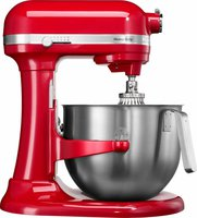 KitchenAid Heavy Duty Küchenmaschine 1.3 HP Empire Rot 5KSM7591X EER