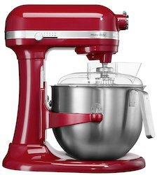 KitchenAid Heavy Duty Küchenmaschine 1.3 HP Empire Rot 5KSM7591X EER