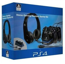 4Gamers Premium Stereo Gaming Headset (PS4)