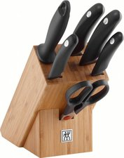 Zwilling Style Messerblock Bambus 7 tlg.