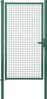 GAH Wellengitter-Einzeltor BxH: 100 x 200 cm