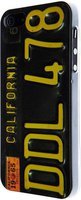 SkillFWD Car Plate California Hard Case (iPhone 5/5S)