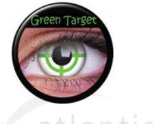 ColourVue Funny Lens Green Target (2 Stk.)
