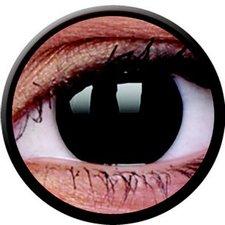 ColourVue Funny Lens Blackout (2 Stk.)