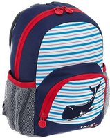 Step by Step Junior Dressy blue whale Kindergartenrucksack