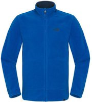 The North Face Men's 100 Glacier Full Zip Fleece Jacket Nautical Blue