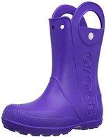 Crocs Kids Handle It Rain Boot ultraviolet
