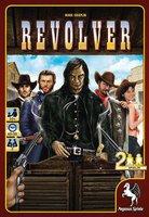 PEGASUS SPIELE Revolver (deutsch)