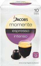 Jacobs Momente Espresso Intenso (10 Stk.)