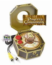 Jakks Pacific Pirates of the Caribbean Plug n Play TV Game