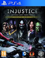 Injustice: Götter unter uns - Ultimate Edition (PS4)