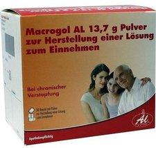 Aliud Macrogol Al 13.7g Pulver z. Herstellung e. Lösung (30 Stk.)