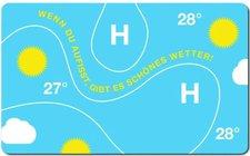 Emsa Classic Wetterkarte Brettchen