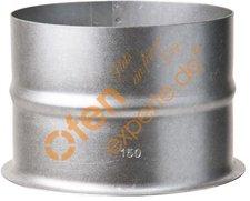 Muldenthaler Wandfutter einfach Ø 110 mm (2WFE110)