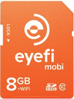 Eye-Fi Mobi SDHC 8GB + Wifi (EYE-FI MOBI 8GB)