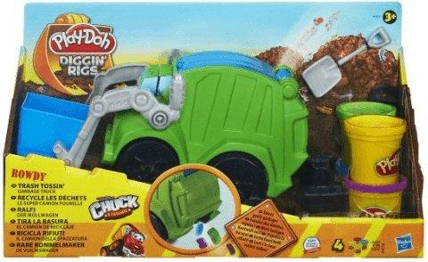 Play-Doh Rowdy der Recyclingprofi