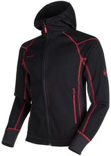 Mammut Kain Jacket Men Black-Darf Inferno