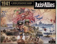 Wizards Axis & Allies 1941 (englisch)