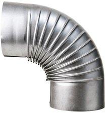 Muldenthaler Bogen gerippt 90° ohne Reinigungsöffnung FAL Ø 150 mm (2BG-90150)