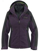 Vaude Women's Nikka 3in1 Jacket Amethyst