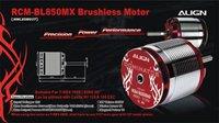 Align Bl-Motor 850MX 490KV Ø6 x 50 mm (HML85M03)