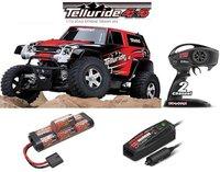 Traxxas Telluride 4X4 Extreme Terrain Trail Rig RTR (67044)