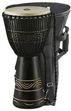 Meinl Professional African Djembe Queen Carving 12 ""