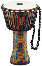 """Meinl Travel Synthetic Head Djembe Kenyan Quilt 8 """""""
