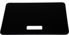 Schock Glasschneidbrett schwarz (629077)