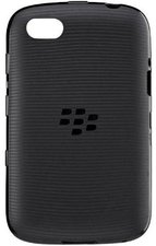BlackBerry Soft Shell Case schwarz (BlackBerry 9720)