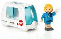 Brio Monorail Shuttle Anhänger (33305)