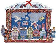 Ars Edition Engel über der Stadt Adventskalender