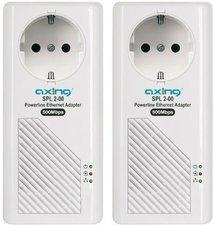 Axing Powerline AV500 Ethernet Adapter Starter Kit (SPL2-00)