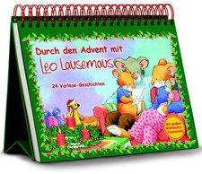 Lingoli Durch den Advent mit Leo Lausemaus Adventskalender