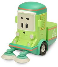 Ouaps Robocar Die Cast - Cleany