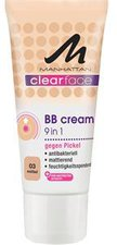Clearface BB Cream 9-in-1 (25 ml)