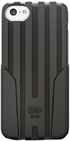 iSkin Exo TPU-Case schwarz (iPhone 5C)