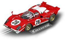 Carrera Digital 124 - Ferrari 512S Berlinetta Daytona No. 28 1970 (23788)