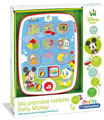 Clementoni Baby Tablet Mickey
