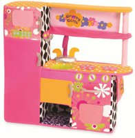 Manhattan Toy Groovy Girls Groovylicious Delicious Kitchen